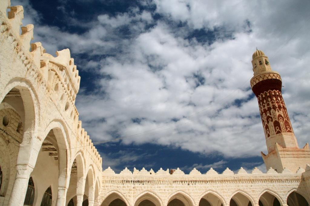 Мечеть королевы Арвы. Автор: yeowatzup. Фото:  www.flickr.com