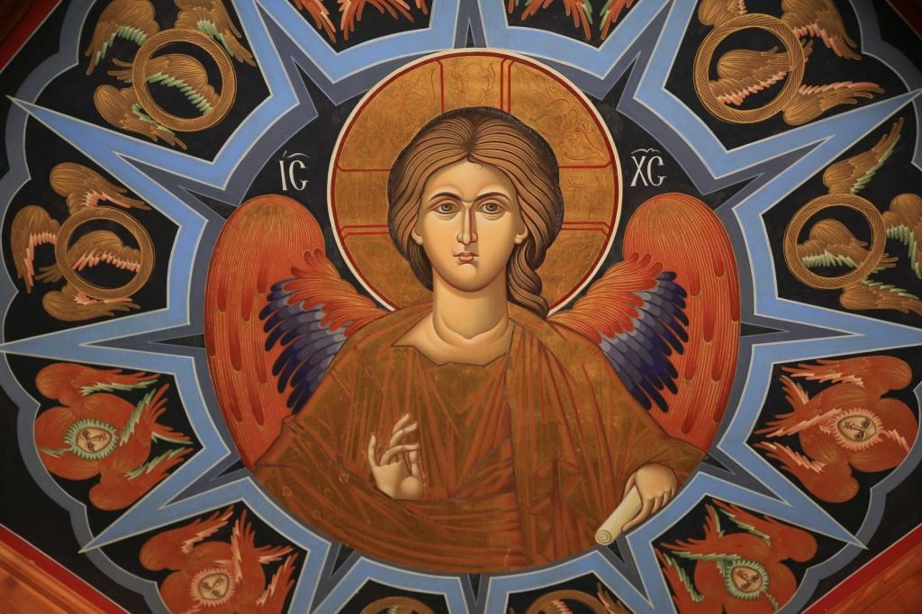 Христос без бороды. Автор: psyberartist. Фото:  www.flickr.com