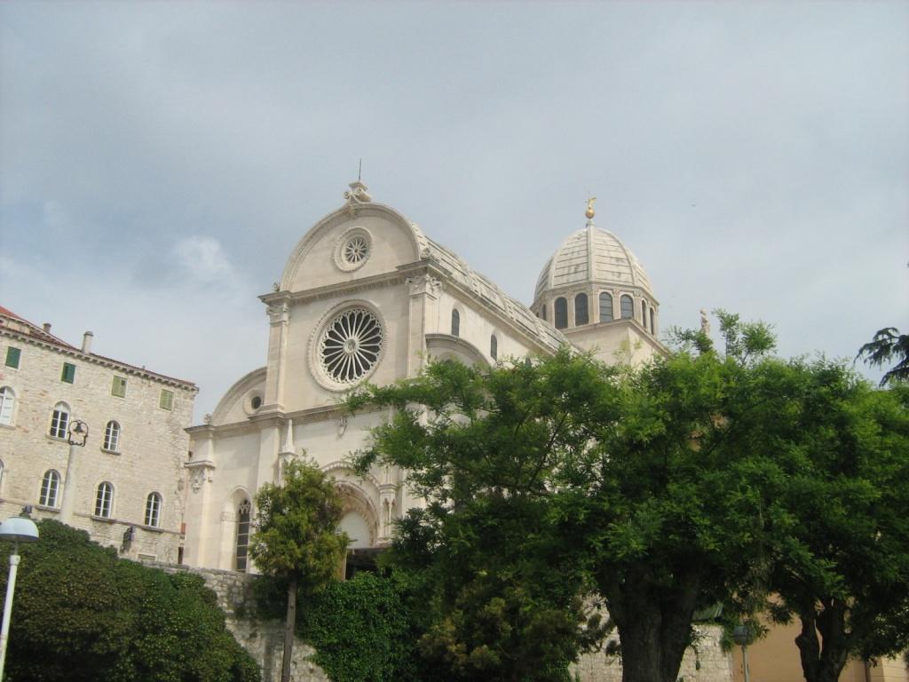 Собор Святого Якова. Автор: Mihovilhrgovic. Фото:  commons.wikimedia.org