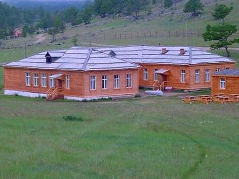 База отдыха ''Байкальский ветер''   persona-tour.ru