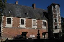 Замок Плесси-ле-Тур