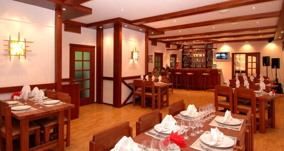 Ресторан. Фото: www.sneg-dolina.ru