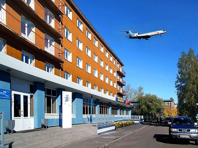 Гостиница «Воздушная гавань». Фото: www.iktport.ru