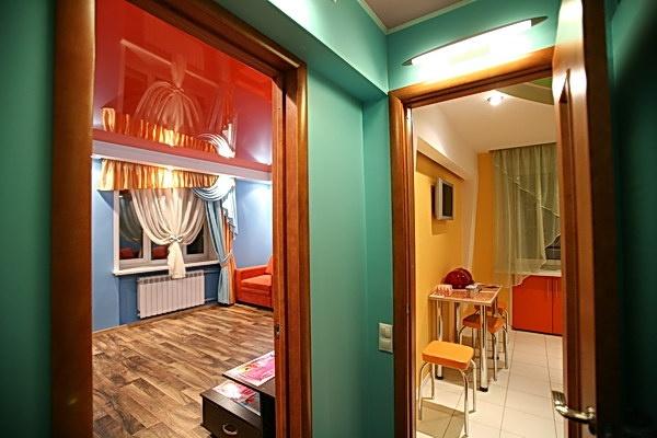 2-х комн. квартира VIP. Фото: hotelswww.podushka-lux.ru