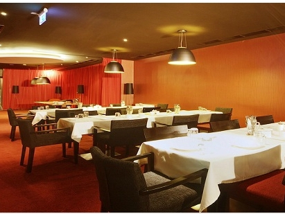 Ресторан. Фото: www.parkinn.ru