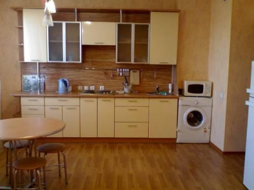 Кухня. Квартира бизнес-класса. Фото: www.domhotel.ucoz.ru