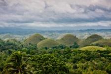 Шоколадные холмы (Chocolate Hills)