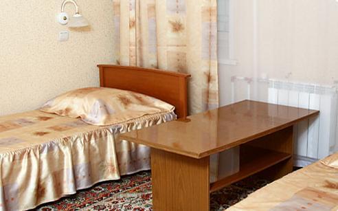 Эконом двухместный. Фото: www.elechotel.ru