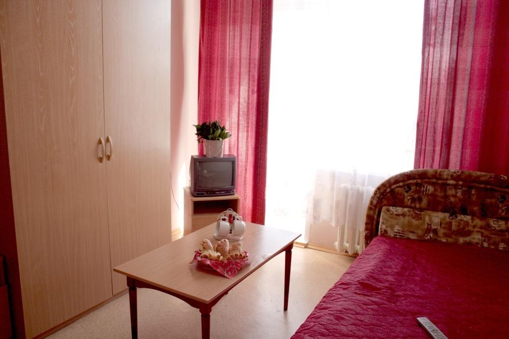 Двухместный номер. Фото: www.3bear.ru