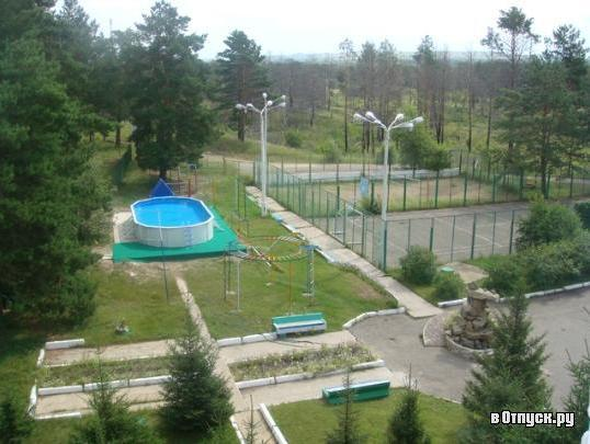 Санаторий «Бальзам». Фото:  www.votpusk.ru