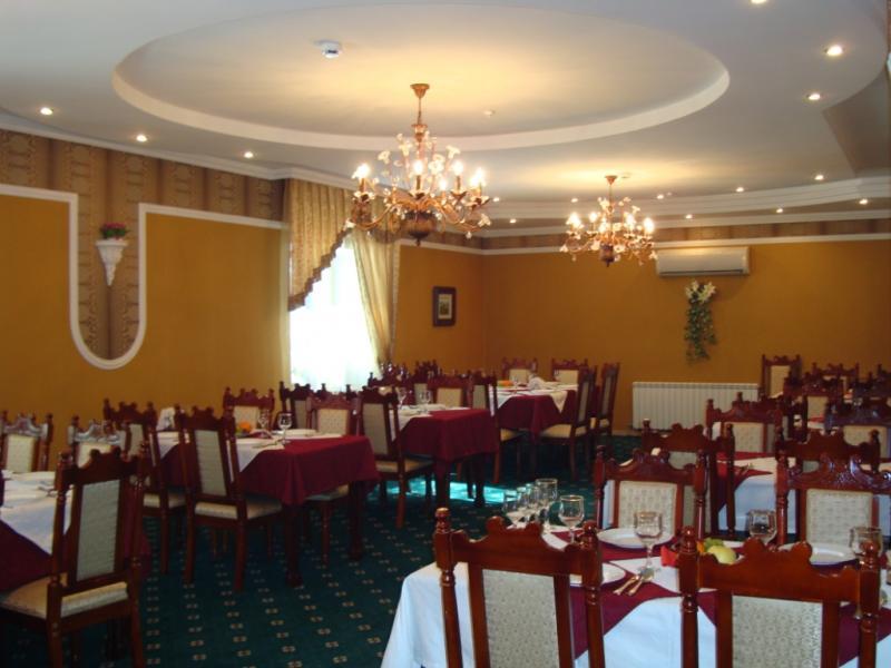 Ресторан. Фото: www.bereke-burabai.com
