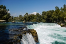 Водопад Манавгат (Manavgat Waterfall)