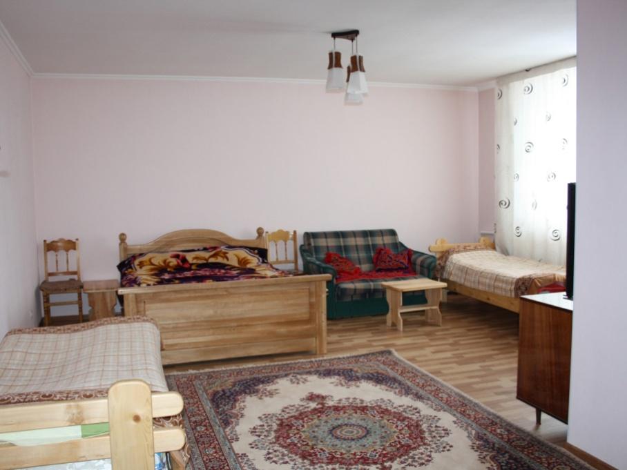 Люкс. Фото: www.nurkarakol.kg