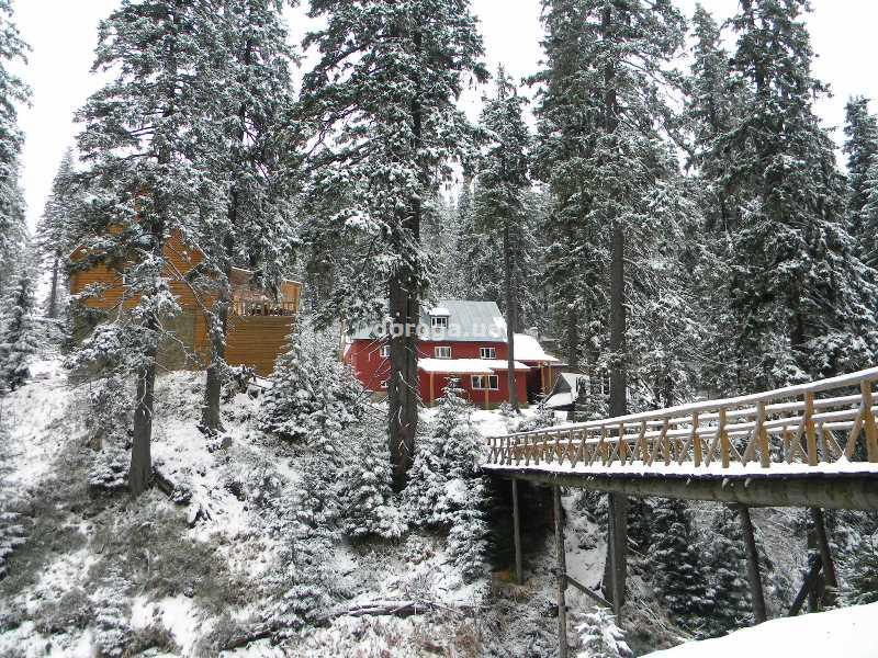 Мини-отель «Вершина Карпат». Фото:  Doroga.UA