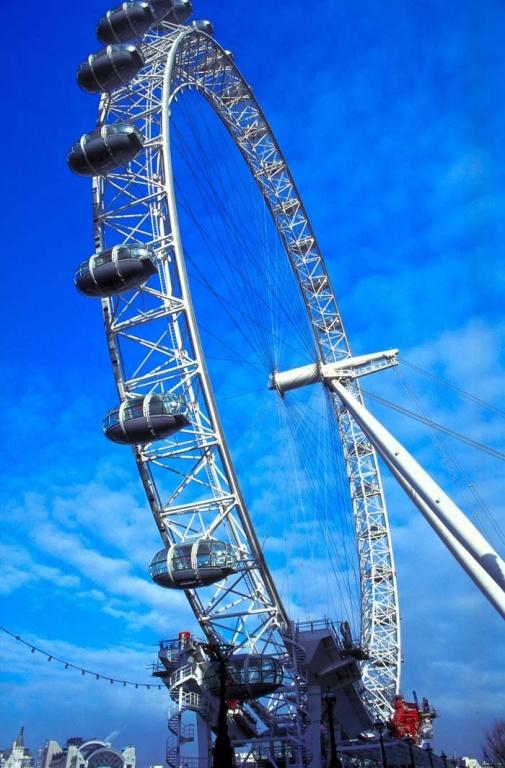 Лондонский Глаз.  Фото:  tonkosti.ru