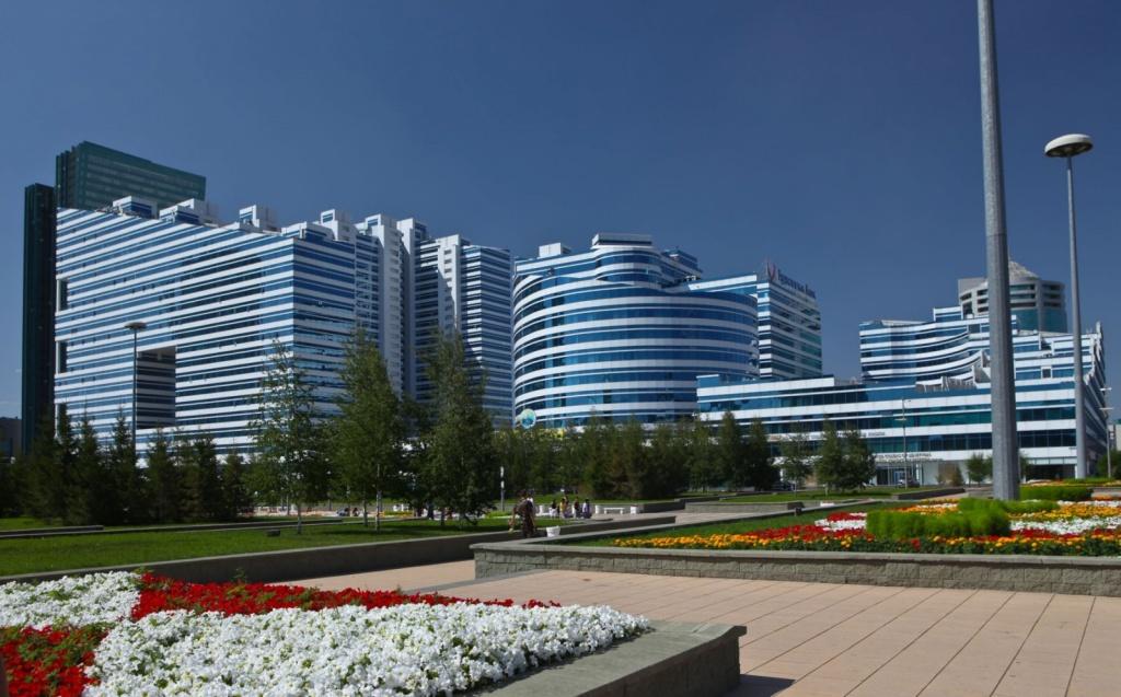 Астана. Автор: ninara. Фото:  www.flickr.com