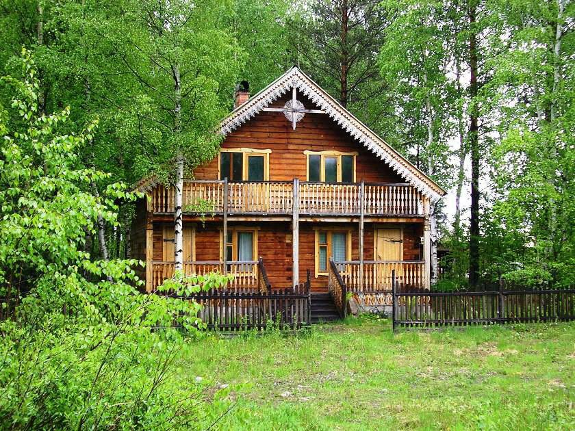Гостевой дом «Федоров двор».