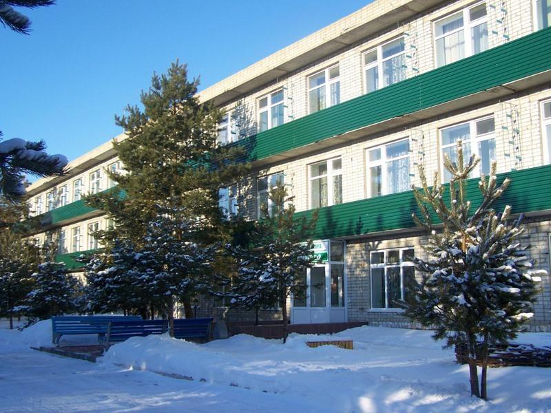 Корпус санатория. Фото: oasis-omsk.ru