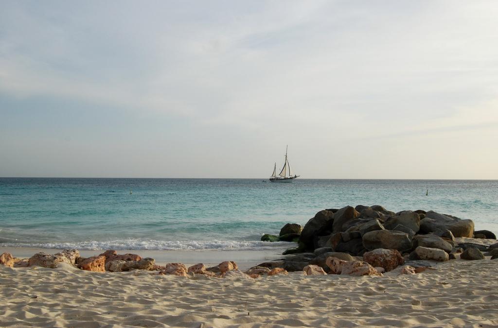 Пляжи Арубы. Автор: kmattrn. Фото:  www.flickr.com