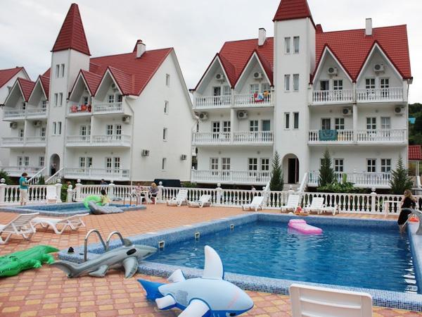 Пансионат «Вея». Фото: www.vea-tour.ru