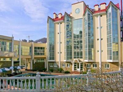 Комплекс отдыха «Морская звезда». Фото: www.sochi-belarus.ru