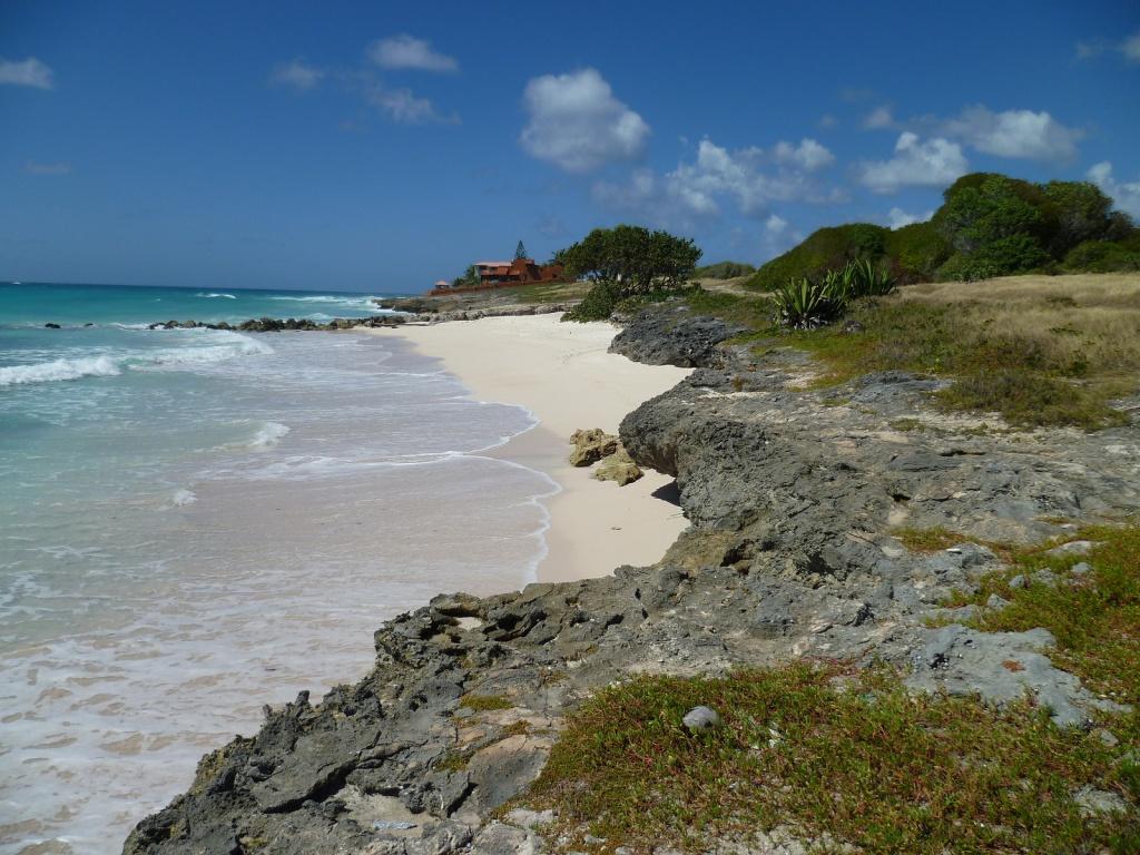 Пляжи Барбадоса. Автор: Charlie Dave. Фото:  www.flickr.com