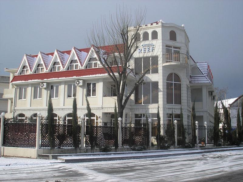 Отель «Риф». Фото: www.hotel-reef.ru
