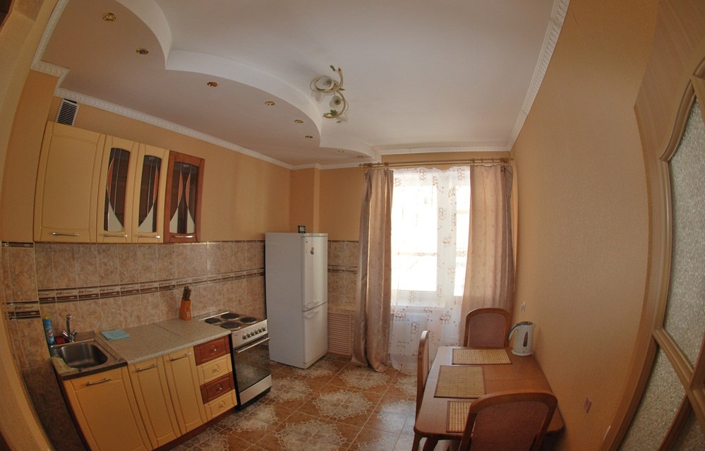 Люкс, кухня. Фото: dom.odi-n.ru