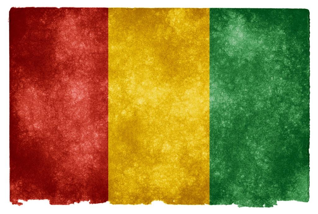 Флаг Гвинеи. Автор: Free Grunge Textures - www.freestock.ca. Фото:  www.flickr.com
