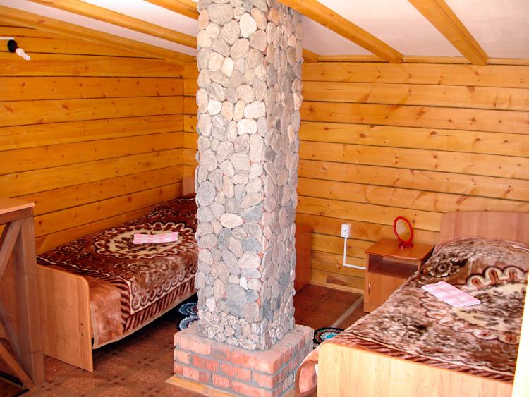 Комната в коттедже   baikallaguna.ru