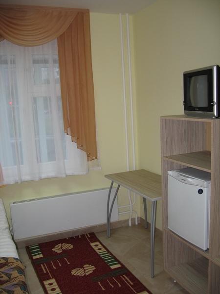 Одноместный номер. Фото: www.kras-hostel.ru