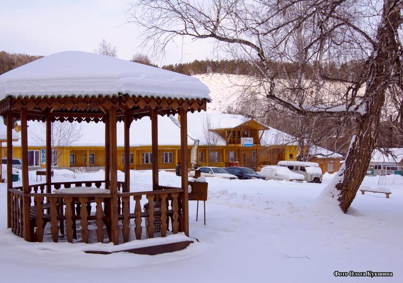 Беседка. Фото: www.krascp.ru