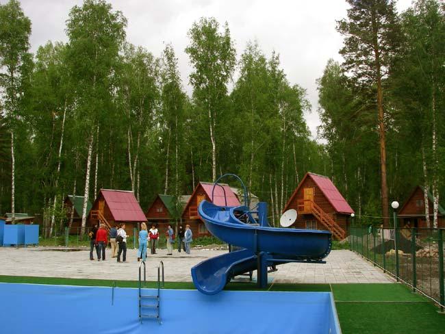 На территории базы. Фото: www.turistka.ru