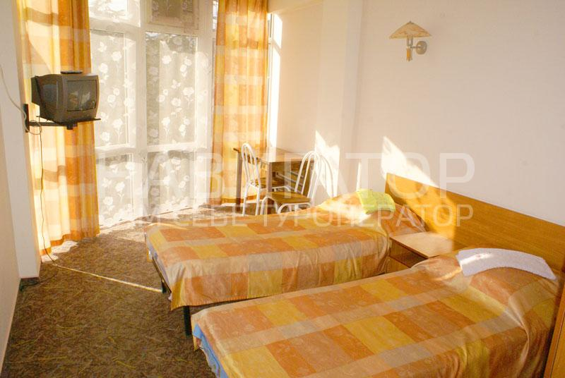 Интерьер номера. Фото: www.sofia-hosta.ru