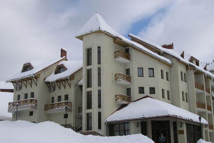 Отель «Захар Беркут». Фото: www.zaharberkut.com
