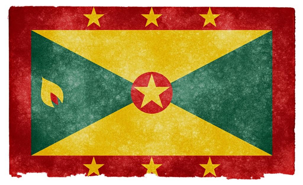 Флаг Гренады. Автор: Free Grunge Textures - www.freestock.ca. Фото:  www.flickr.com