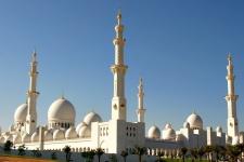 Мечеть шейха Зайда (Sheikh Zayed Mosque)