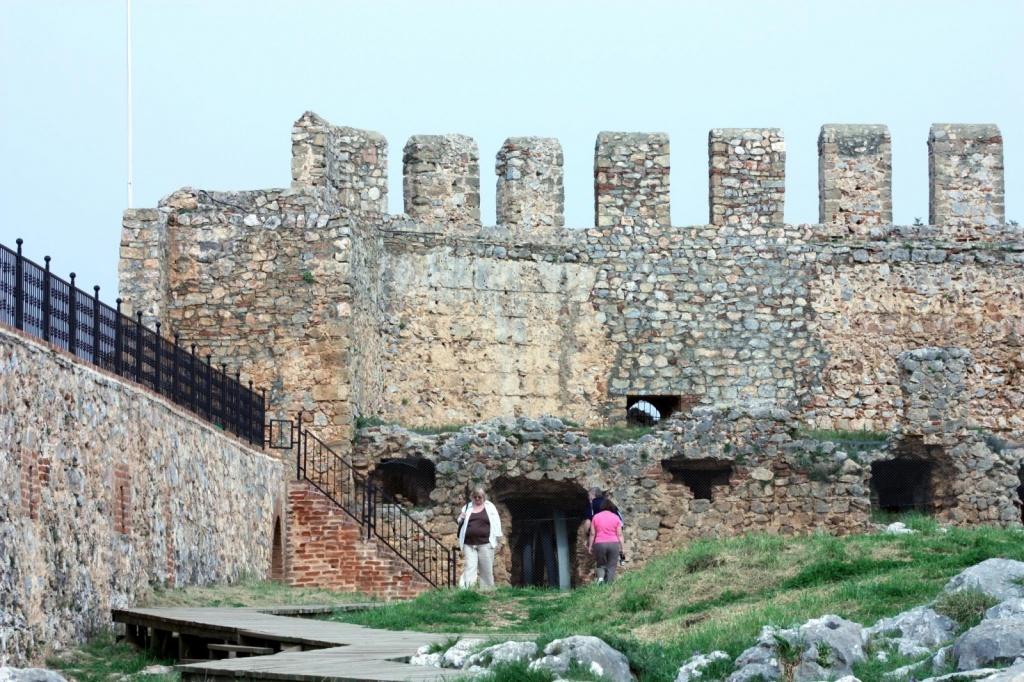 Крепость Аланьи. Автор: DavidHBolton. Фото:  www.flickr.com
