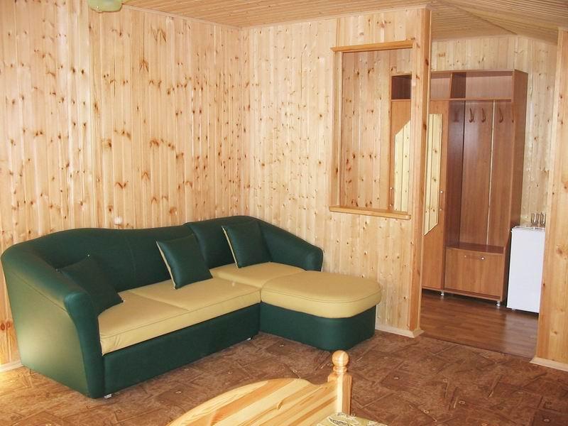 Интерьер номера. Фото: www.banara.ru