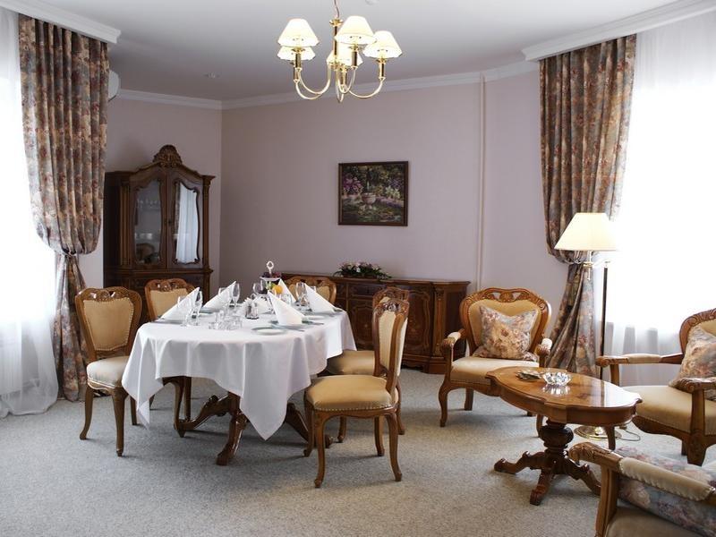 Гранд-Люкс. Фото: www.hoteloctober.ru