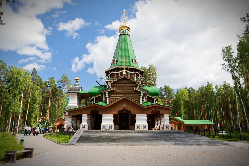 Храм в честь иконы Божией Матери «Державная». Фото: Сергей Большунов