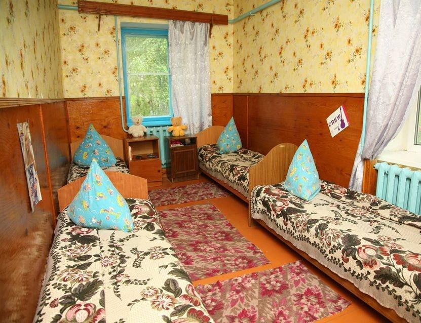 Комната для проживания. Фото:  relax-live.ru