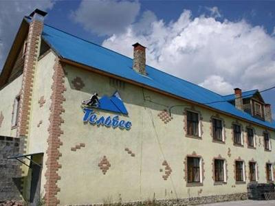 Гостиничный комплекс «Тельбес».www.rusadventures.ru