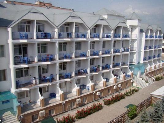 Гостиница «Агат». Фото: hotelagat.ru