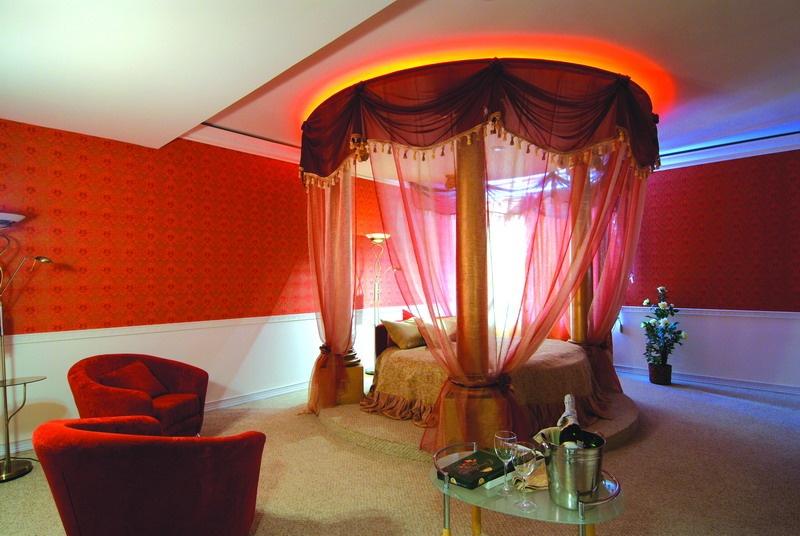 Эксклюзивный номер. Фото: www.hotelkruiz.ru