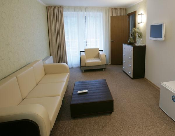 «Стандарт». Фото: www.hotel-dzhanhot.ru