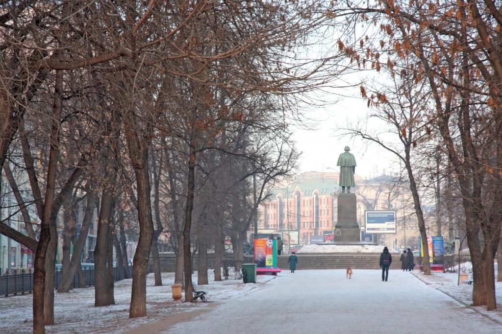 Гоголевский бульвар. Автор: Panther. Фото:  www.en.wikipedia.org