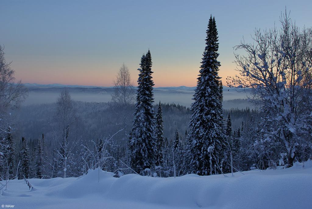 Вид с горы Музук-Тегей