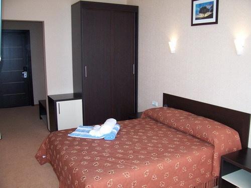 Двухместный номер. Фото: breeze-hotel.com