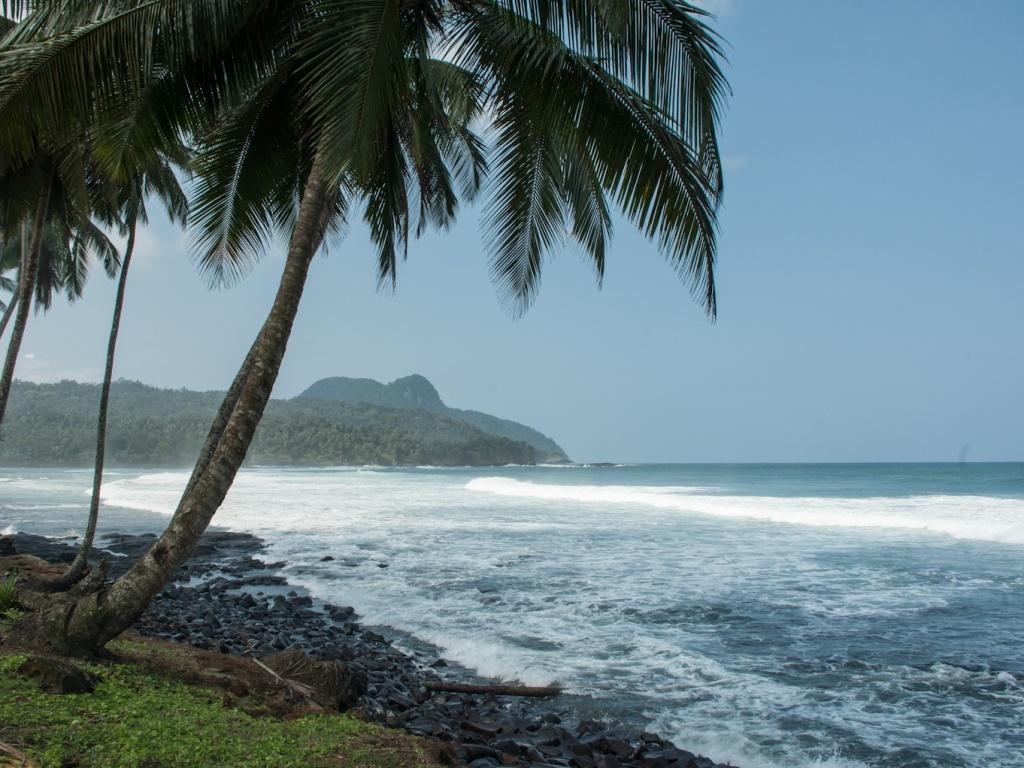 Пляжи Сан-Томе и Принсипи. Автор: Miss Helena. Фото:  www.flickr.com